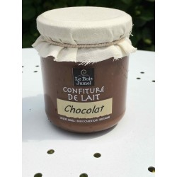 Confiture de lait Chocolat 250g