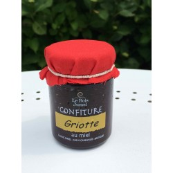 Confiture Griotte au miel 120g