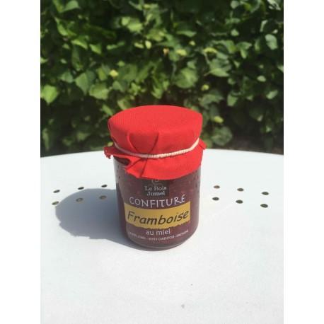 Confiture de Framboise au miel