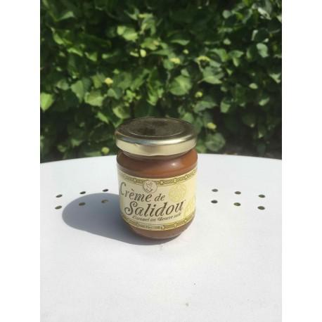 Crème de caramel au beurre salé 100g