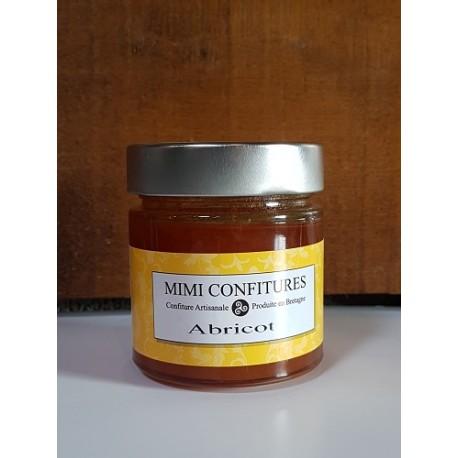 Mimi confitures abricot 240g