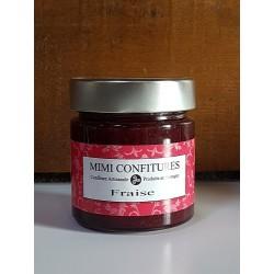 Mimi confitures fraise 240g