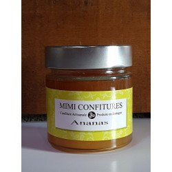 Mimi confitures ananas 240g