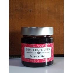 Mimi confitures myrtilles 240g