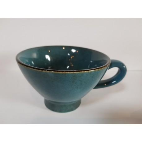 Bolée turquoise