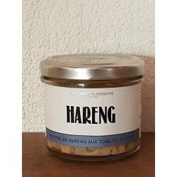 Rillettes de Hareng aux tomates confites 90g