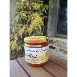 L'abeille de Lanvaux miel toutes fleurs 500g