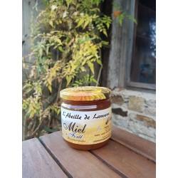 L'abeille de Lanvaux miel de Forêt 500g