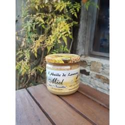L'abeille de Lanvaux miel de Noisettes 500g