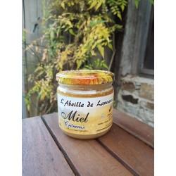L'abeille de Lanvaux miel crémeux 500g