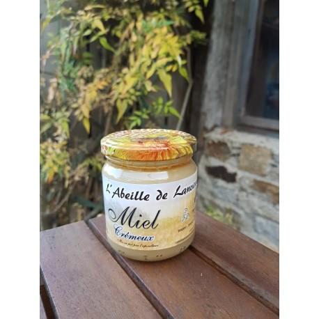 L'abeille de Lanvaux miel crémeux 250g