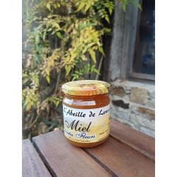 L'abeille de Lanvaux miel toutes fleurs 250g