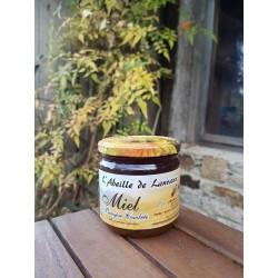 L'abeille de Lanvaux miel de bruyère cendrée 500g