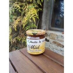 L'abeille de Lanvaux miel de bruyère cendrée 250g