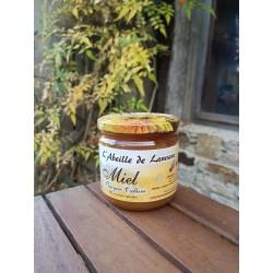 L'abeille de Lanvaux miel de bruyère callune 500g