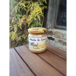 L'abeille de Lanvaux miel aux noisettes 250g