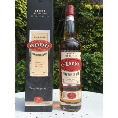 Whisky Eddu Silver 70cl