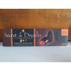 Secret de Druides à la crème de Salidou chocolat noir 80g