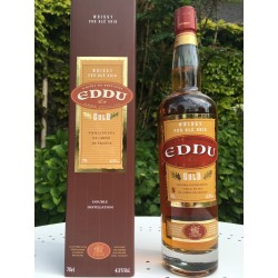 Whisky Eddu Gold 70 cl