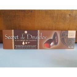 Secret de Druides à la crème de Salidou chocolat au lait 80g