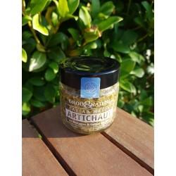 Caviar marin artichaut de Bretagne & laiture de mer Groix & Nature 100g