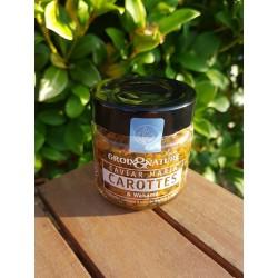 Caviar marin carottes & wakamé de Groix & Nature 100g