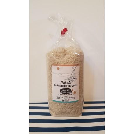 "Gros sel de Saint-Armel séché ""spécial moulin"" 300g"