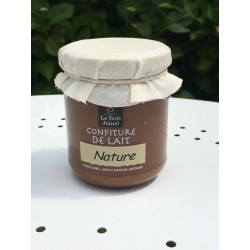 Confiture de lait nature 250g